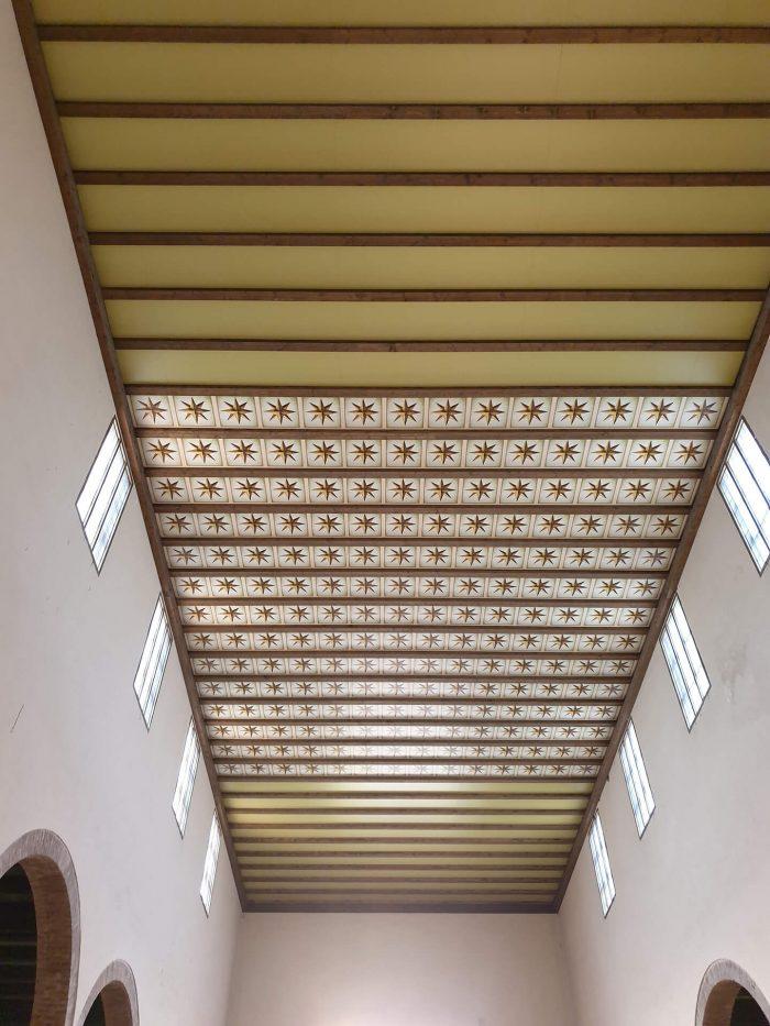 loft in legno interno