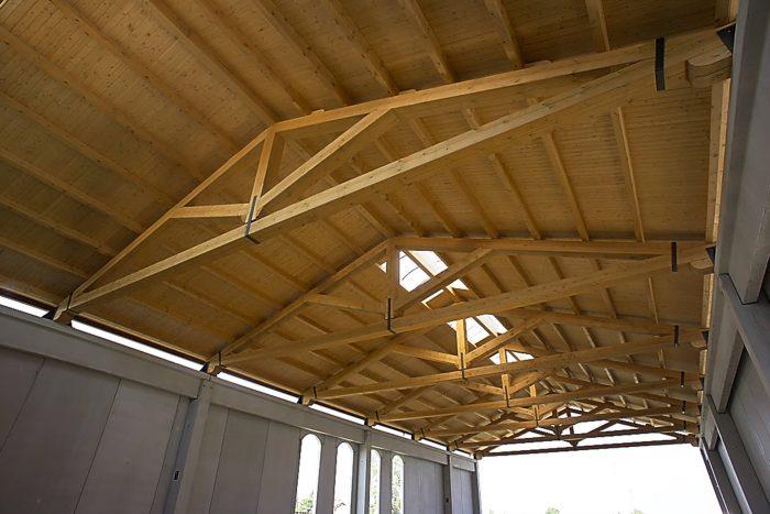tetti e solai in legno