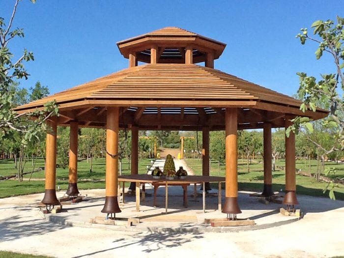strutture speciali in legno