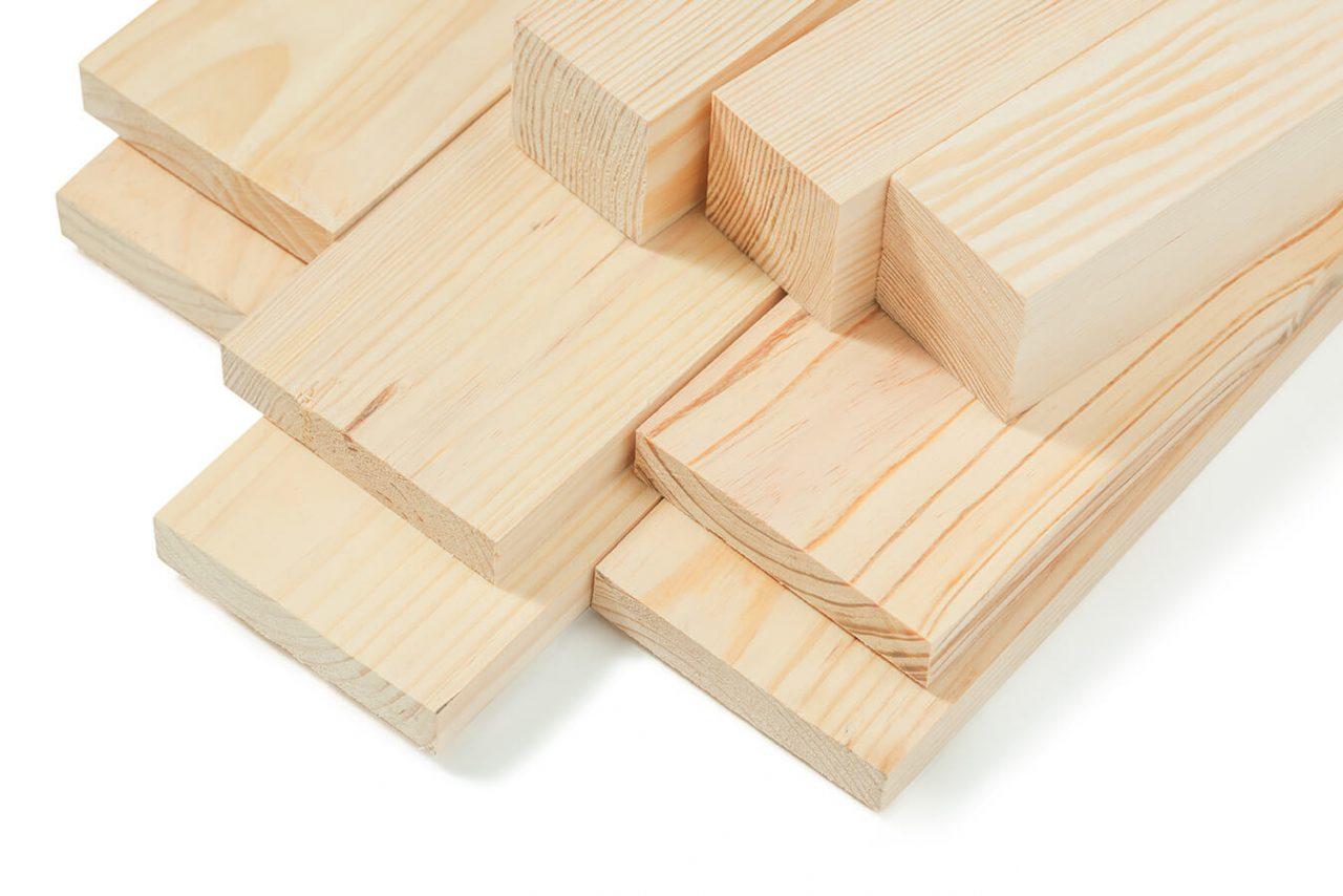 commercio del legno