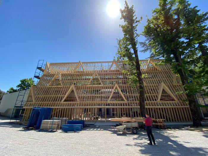 Biennale di Venezia America Pavilion