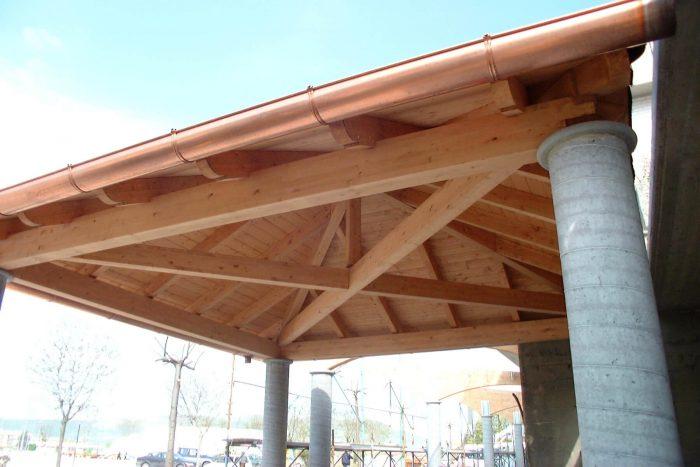 wood porch