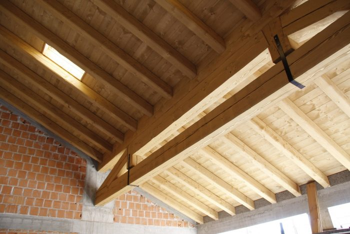 wood residential covering